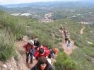 I Pujada a peu a Montserrat