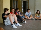 Adolescents, primer dia